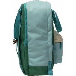 Рюкзак Bagland Liberty 19 л. 260 зелений/тіфані (0050266)