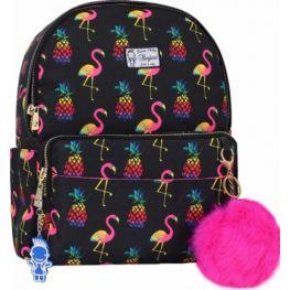 Рюкзак Bagland Flamingo 10 л. сублімація 361 (чорний)(00516664)